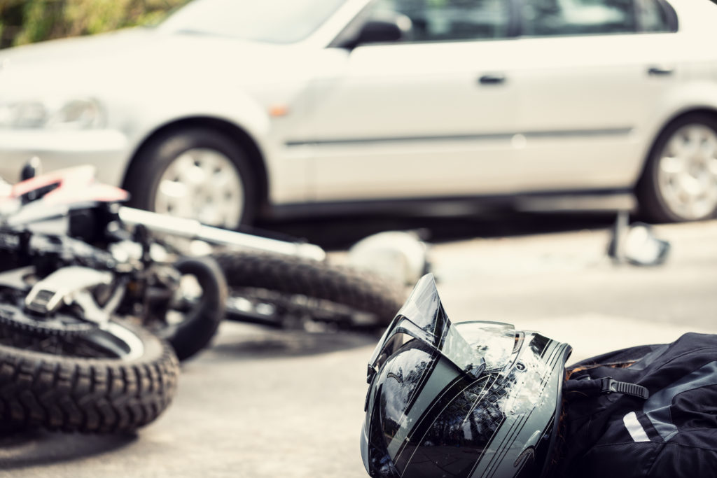 Steps to Take After a Motorcycle Accident in California